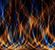 Fractal Fire by cshphotos