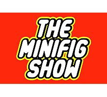 THE MINIFIG SHOW Photographic Print