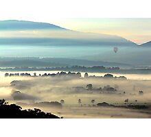 Yarra Valley Sunrise Photographic Print