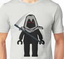 Grim Reaper Minifig, 'Customize My Minifig' Unisex T-Shirt