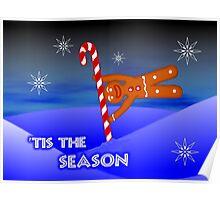 'Tis the Season for pole acrobatics Poster
