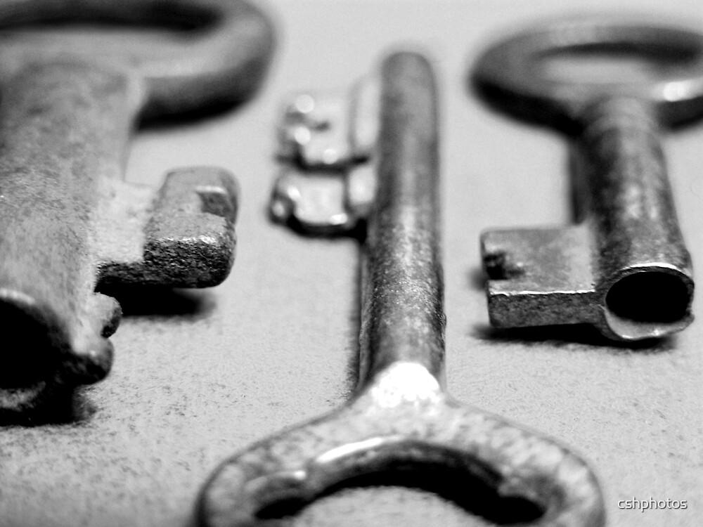 Keys by cshphotos