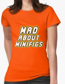 MAD ABOUT MINIFIGS, Customize My Minifig T-Shirt