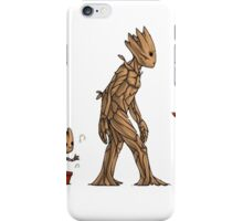 Evolution of A Real Boy iPhone Case/Skin