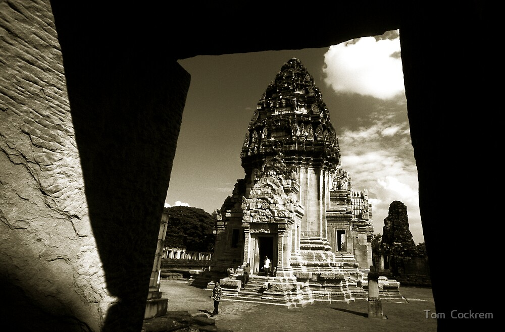 phimai by Tom  Cockrem