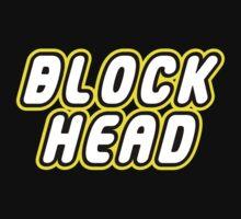 BLOCK HEAD One Piece - Long Sleeve