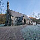 Balquhidder Church by Stephen Smith