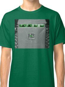 Farm Tractor John Deere Photograph Design Classic T-Shirt