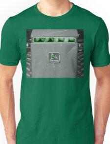 Farm Tractor John Deere Photograph Design Unisex T-Shirt