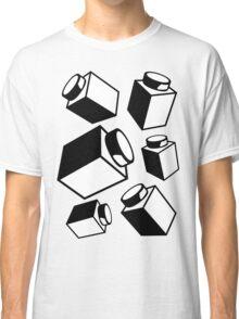 1 x 1 Bricks (AKA Falling Bricks), Customize My Minifig Classic T-Shirt