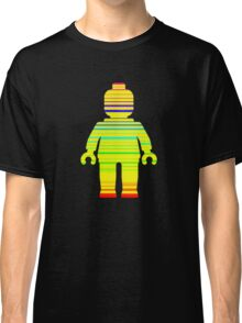 Striped Minifig Classic T-Shirt