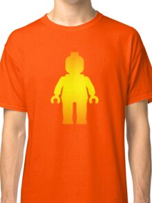Minifig [Golden], Customize My Minifig Classic T-Shirt