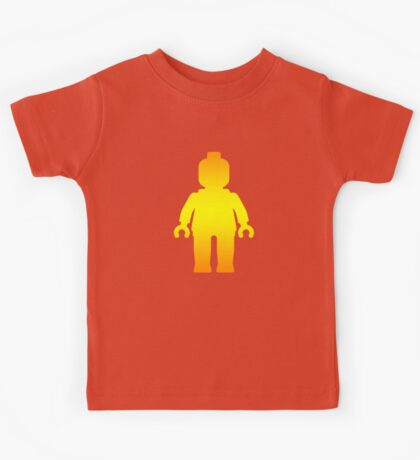 Minifig [Golden], Customize My Minifig Kids Tee