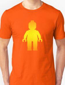 Minifig [Golden], Customize My Minifig Unisex T-Shirt