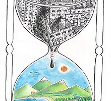Hourglass by Ercan BAYSAL