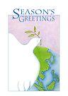 Dove Season's Greetings by Mariana Musa