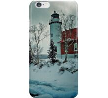 Eagle Harbor Light iPhone Case/Skin