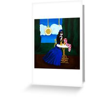 Coffee After Noon Greeting Card