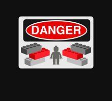 Danger Bricks & Minifig Unisex T-Shirt