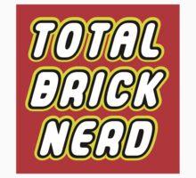 TOTAL BRICK NERD One Piece - Long Sleeve