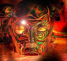 Infinite Future Chaos by Bryan  Cavanagh