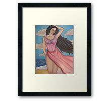Aphrodite - Goddess of Love Framed Print
