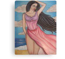 Aphrodite - Goddess of Love Canvas Print