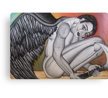 Azriel - The Death Angel Canvas Print