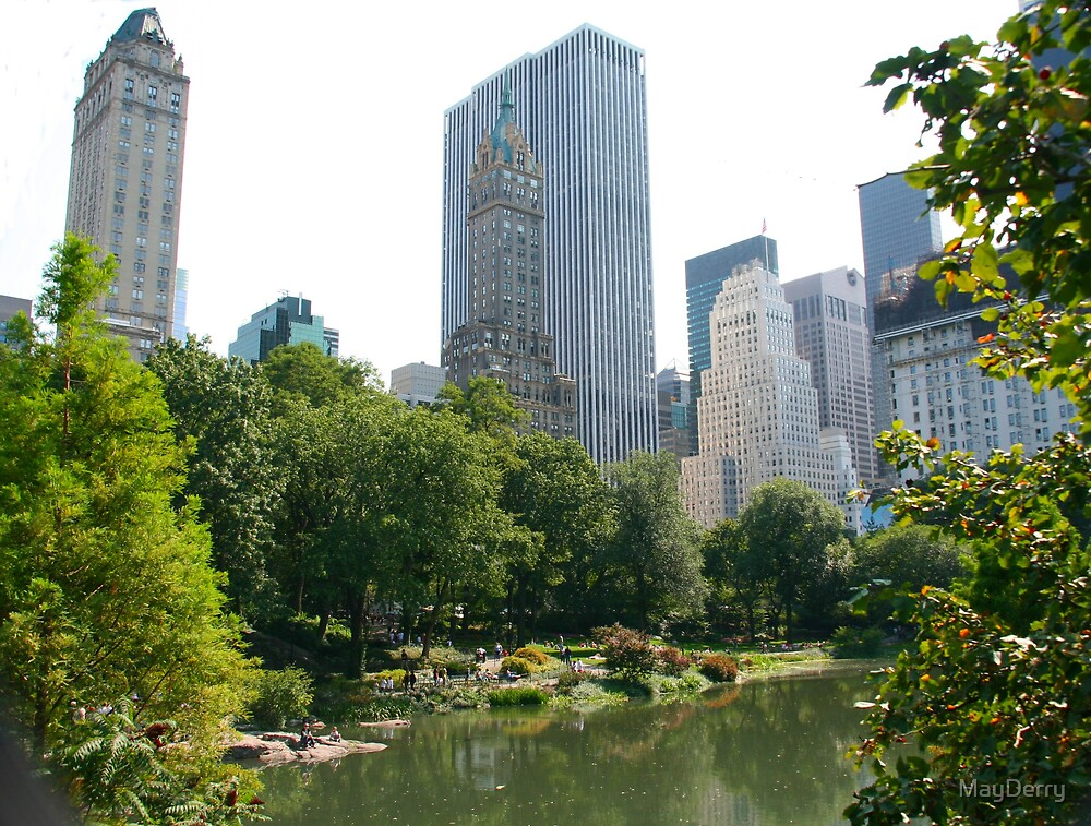 Central Park by MayDerry