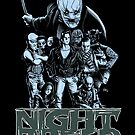 NIGHT BREED by mrbones