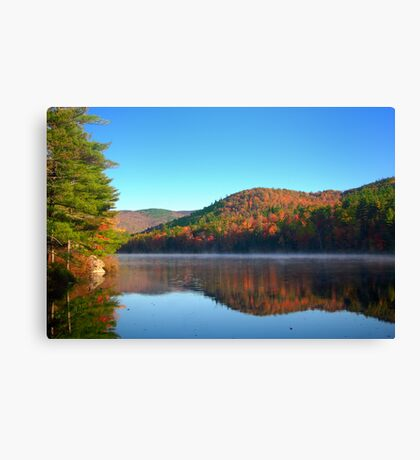Perch Pond Canvas Print