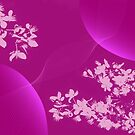 Springtime - cherry flowers by 4Flexiway