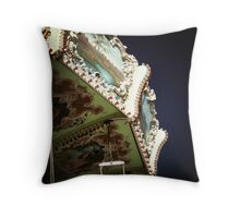 Vintage Undercarriage Throw Pillow