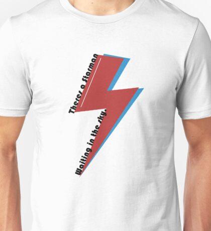 David Bowie - Starman Unisex T-Shirt