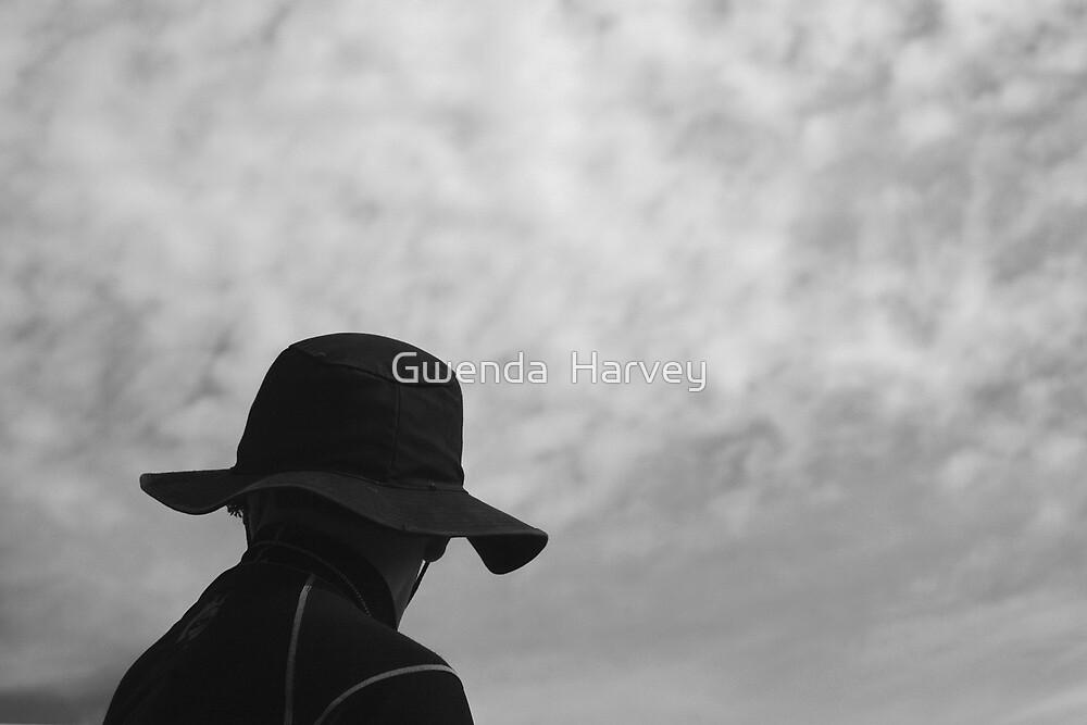 Sailer & Sky by Gwenda  Harvey