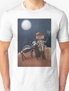 Peach By The Moonlight T-Shirt
