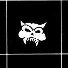 Battered Demon Skull v2 by Megatrip