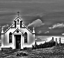 Italian Chapel, Orkney by sandydonaldson