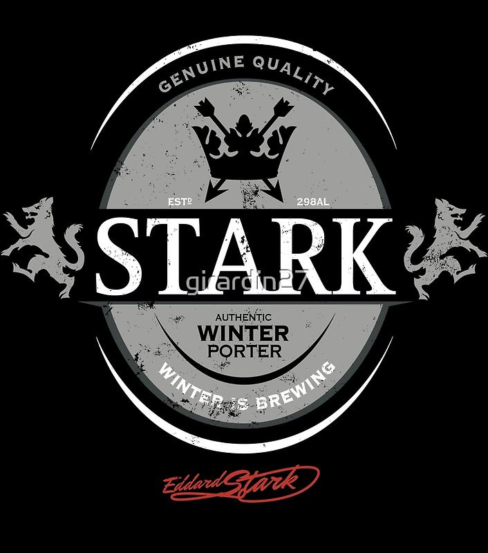 Stark Winter Porter by girardin27