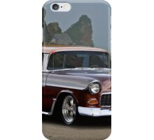 1955 Chevrolet Nomad Wagon iPhone Case/Skin