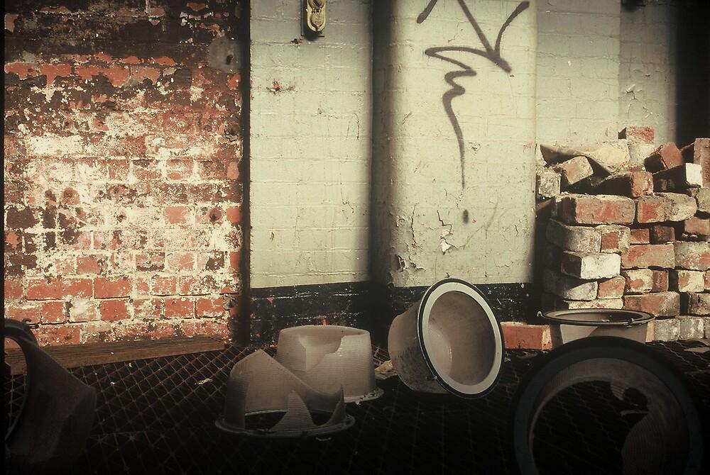 Silence - Bricks by Cammi