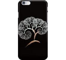 cherry blossom fractal tree iPhone Case/Skin