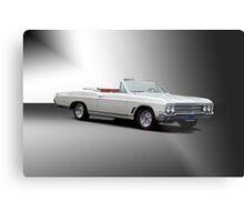 1966 Buick Gran Sport Convertible 1 Metal Print