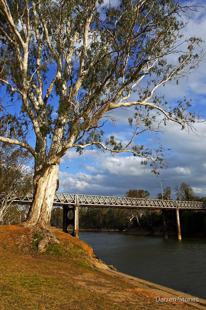 John Foorde Bridge at Corowa by Darren Stones