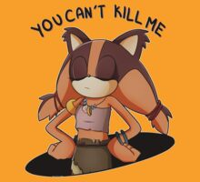 (Sonic Boom) Sticks the Badger - You Can't Kill Me by areluctanthero