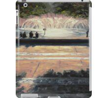 Fountain- Boston iPad Case/Skin
