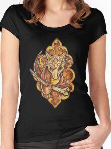 Marowak Women's Fitted Scoop T-Shirt