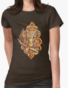 Marowak Womens Fitted T-Shirt