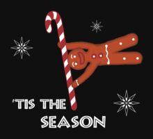 'Tis the Season for pole acrobatics by Steve Gale
