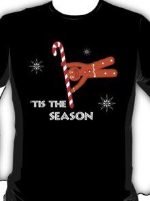 'Tis the Season for pole acrobatics T-Shirt